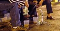 В День России на улицах Омска задержали 60 человек за распитие алкоголя