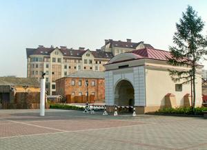 В Омской крепости предлагают открыть книжную лавку и музей Достоевского