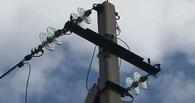 Три поселка в Омской области остались без электричества