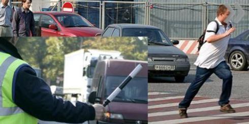 """В Омске на """"зебре"""" Toyota сбила 10-летнего школьника"""