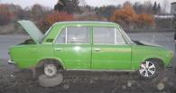 В Омске случайный прохожий «спас» автомобиль от грабителя