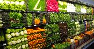 В пяти супермаркетах города появится больше омских продуктов