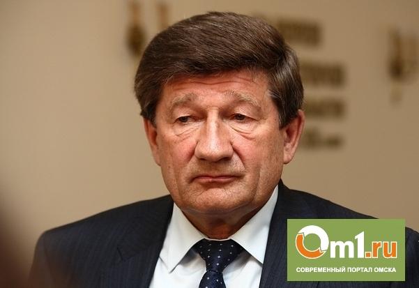 Мэр Омска имеет в собственности три дома, две машины и вездеход