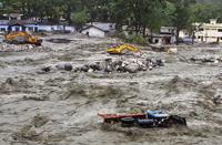 Наводнение на севере Индии унесло жизни 70 человек