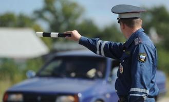 Омичи стали меньше нарушать правила дорожного движения