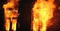 В Омской области из-за неисправной печи в доме сгорел мужчина