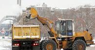 ГИБДД уже трижды обратилась к мэру Омска, не убирающему снег с дорог