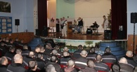 В Омске заключённые из колонии строгого режима съездили на гастроли с концертом