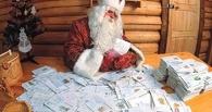 Омичи чаще всего просят Деда Мороза подарить им планшеты