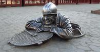 «Степаныч» из Омска стал рекламировать канализационные работы в Санкт-Петербурге