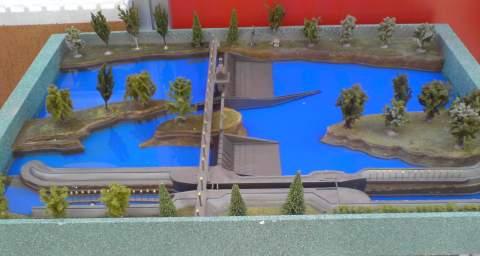 На Красногорский гидроузел в 2013 году направят еще 3,2 млрд рублей