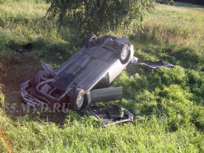 В Омске в ДТП погибла женщина