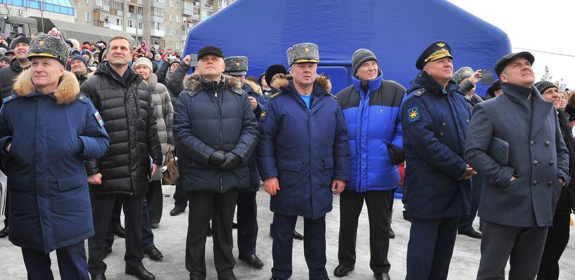 Виктор Назаров пообещал повторить авиашоу в Омске еще раз