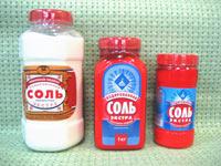 «Единая Россия» намерена запретить нейодированную соль