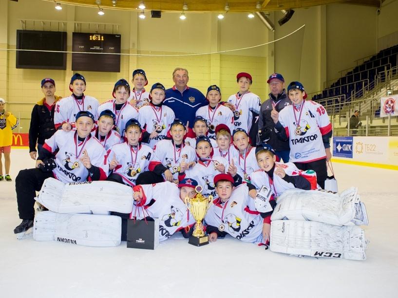 При поддержке Банка «Югра» прошел турнир на «Кубок Владислава Третьяка»