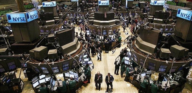 Американские фондовые рынки начали год с крупнейшего в истории обвала