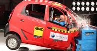 Индийские автомобили набрали ноль баллов на краш-тестах