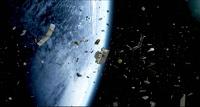 Россия заняла первое место по количеству космического мусора