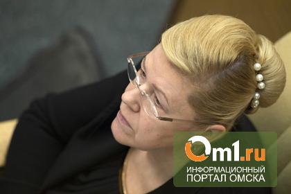 Мизулина покинула центральный совет эсэров, уступив свое место Провозину