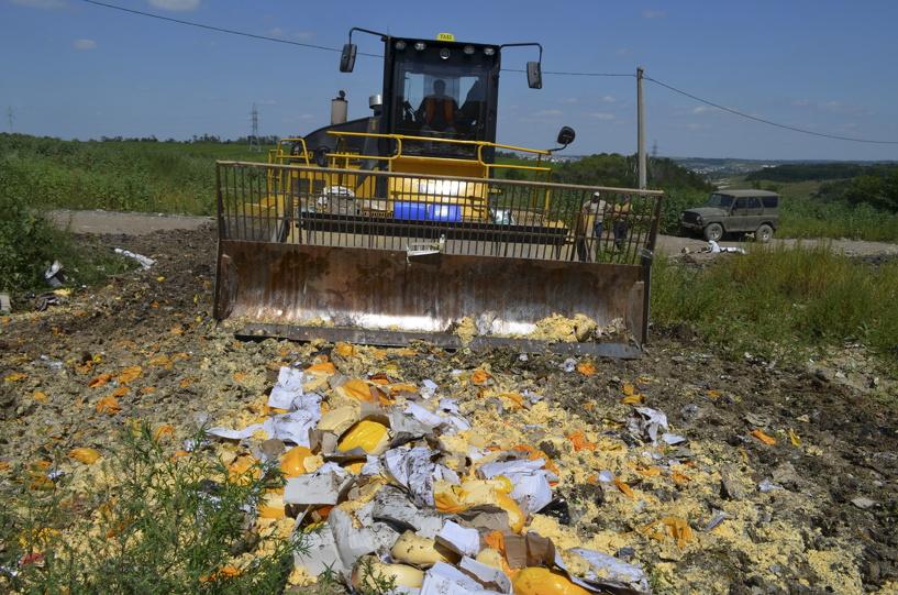 Хамон отправят в Донбасс: законопроект о распределении санкционных продуктов внесен в Госдуму