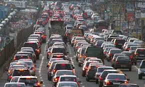 Дептранспорта: уменьшение пробок в Омске – заслуга автолюбителей