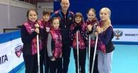 Омская команда взяла серебро на первенстве по керлингу