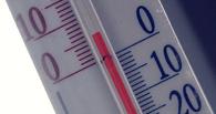 В сочельник в Омске будет тепло и облачно