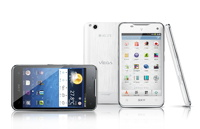 Pantech начала продажу смартфонов, которые распознают отпечатки пальцев