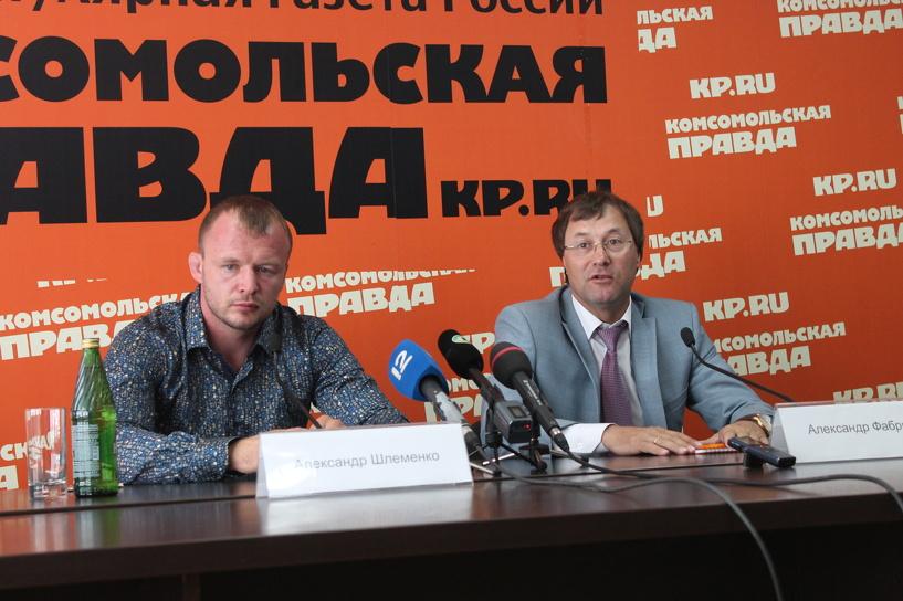 Омский боец Шлеменко готовится к суду из-за решения о его дисквалификации