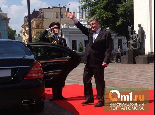 Порошенко официально стал президентом Украины