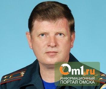 Путин повысил главу омского МЧС Владимира Корбута до генерал-майора