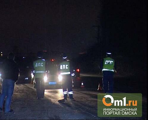 В Омске на окружной дороге сбили пешехода