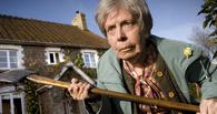 В Омске 90-летнюю старушку заставили извиняться перед соседом