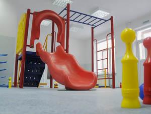 В Омске построили новый детский сад