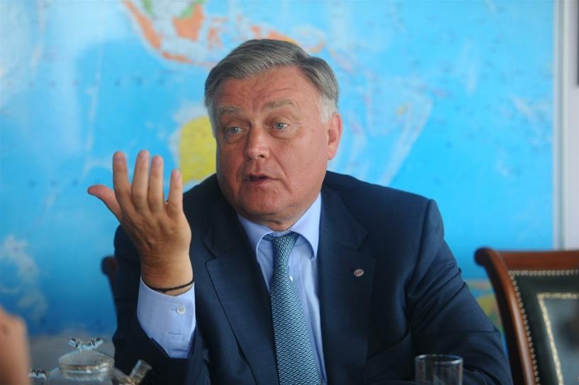 Владимир Якунин: «Кризис на Украине спровоцировали США, чтобы вбить клин между Европой и Россией»