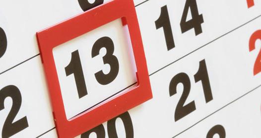 В несчастливый день пятницы 13-го рискнули пожениться 34 омские пары