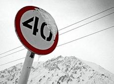 C омских мостов уберут знаки, ограничивающие скорость движения