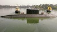 В индийском порту взорвалась российская подводная лодка