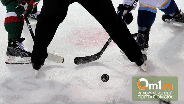 Омск принимает молодежный Кубок мира по хоккею