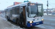 Омичей расспрашивают о качестве общественного транспорта