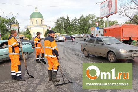 На ремонт омских дорог выделят не менее 370 миллионов рублей