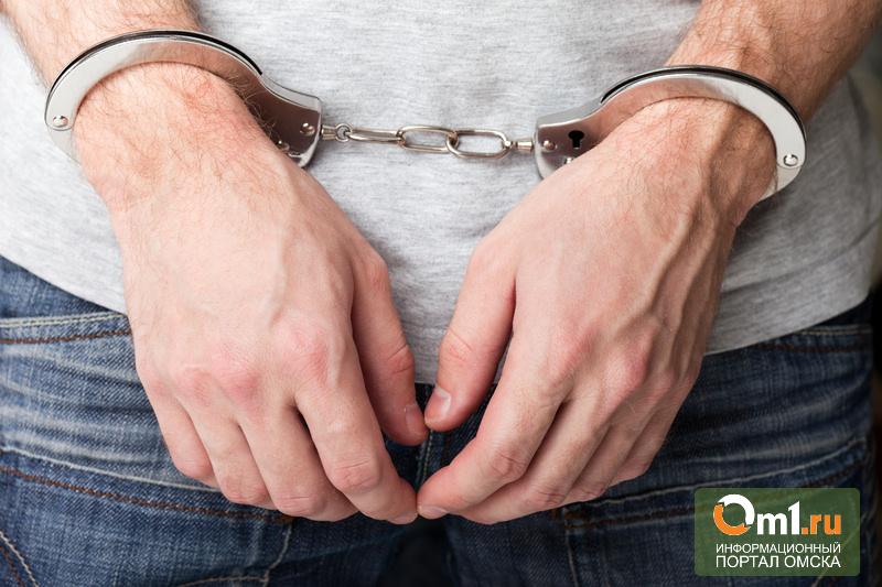 Подозреваемый в убийстве омич сдался из-за психологического напряжения
