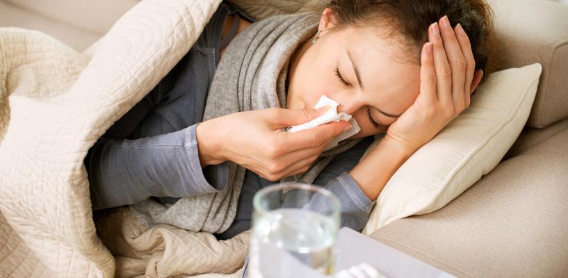 В Омске зафиксировано всего два случая заболеваемости гриппом