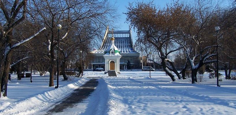 Обзор ситуации на дорогах в Омске: пробки на улицах Масленникова и Красный Путь
