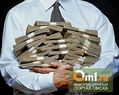 В Омске нечестный бизнесмен украл у «Сбербанка» 6 млн рублей