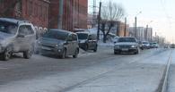 Представляют опасность: сотрудники ГИБДД недовольны качеством уборки омских улиц