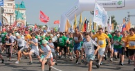 На старт! В Омске начался Сибирский международный марафон