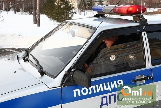 ГИБДД разыскивает в Омске двух сбежавших с места ДТП водителей
