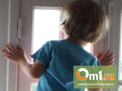 В Омске 3-летний ребенок выпал с 10 этажа и выжил