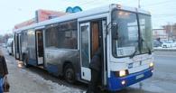 В Омске из-за перекрытых дорог на 23 февраля изменится схема движения автобусов